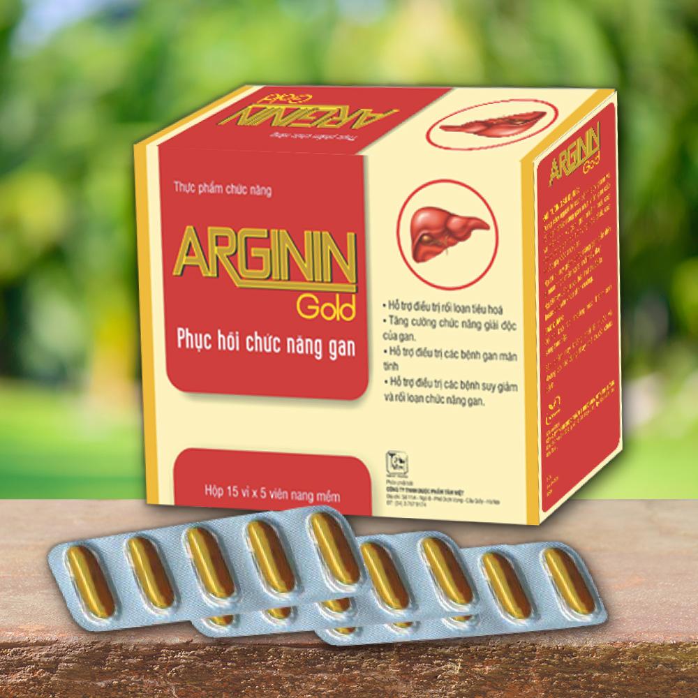 Arginin gold
