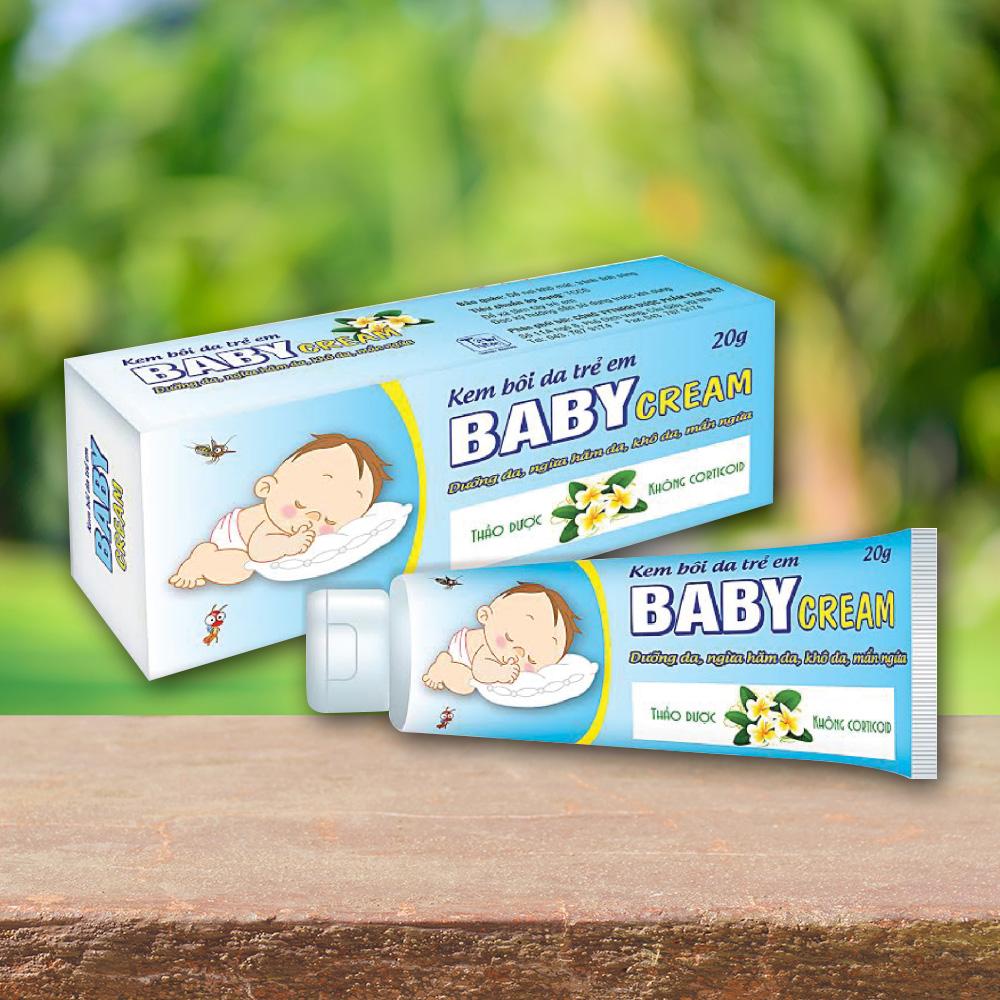 Baby cream
