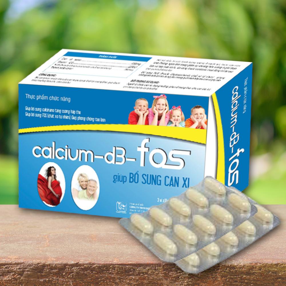 Calcium – D3 – Fos