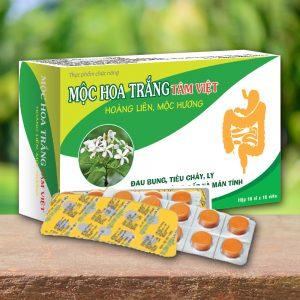 Mộc hoa trắng Tâm Việt