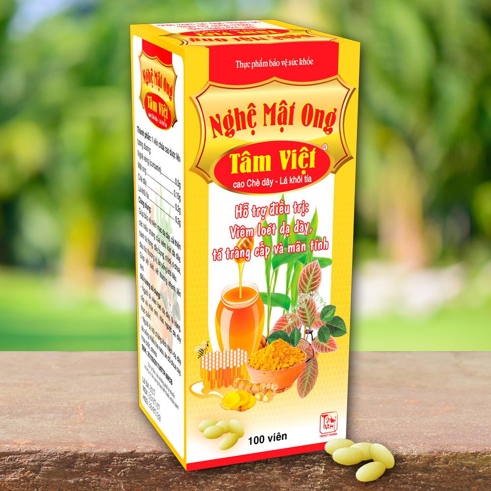 Nghệ mật ong – Tâm Việt