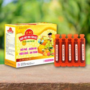 Siro ho quất mật ong Tâm Việt dạng ống