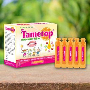 Nhiệt miệng Tametop dạng ống